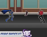 Бэтмен, прогулка по Готхэм сити