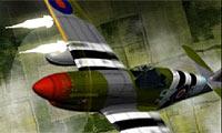 Воздушный бой…