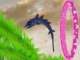Лазурная рыбка…
