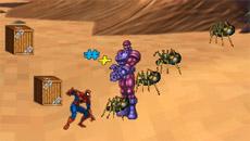Человек паук: защитник