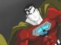 Раскраска: Бэтмен и Супермен…