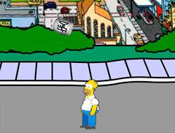 Пивная беготня Гомера