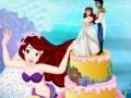 Русалка: Свадебный торт