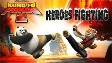 Кунг-Фу Панда: Битва мастеров…