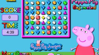 Свинка Пеппа собирает камни…