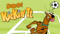 Футбол со Скуби Ду