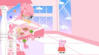 Розовая комната для Свинки Пеппы…