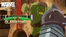 Планета Халка: Гладиаторы…