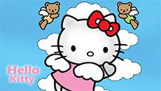 Раскраска: Hello Kitty