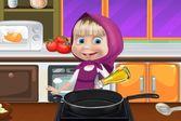 Шеф-повар Маша
