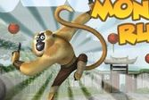 Бег Кунг-фу обезьяны