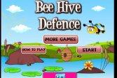 Пчелы: Защита улья