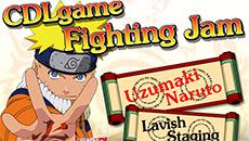 Наруто VS Анимэ бойцы