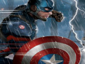 Капитан Америка: Найди цифры…