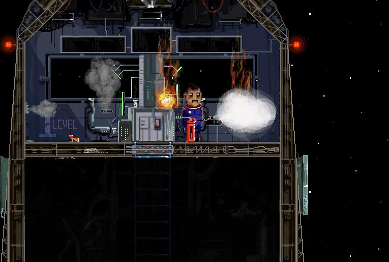 Космический инцидент