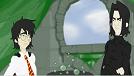 Гарри и Снейп готовят зелье…