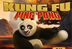 Кунг- Фу панда: Пинг-понг