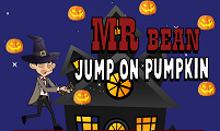 Мистер Бин: Прыжки в Хэллоуин…