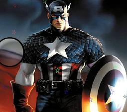 Капитан Америка:  Найди звезды…