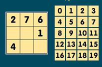 Математический магический квадрат…