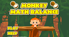 Математический баланс обезьянки…