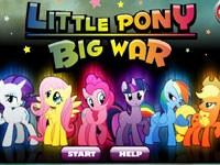 Война Литл Пони
