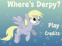 Где Дерпи?