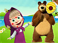 Маша и Медведь: Укус пчел …