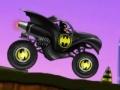 Опасные гонки на Бэтмобиле…