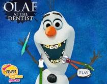 Стоматолог для Олафа