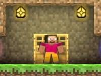 Minecraft: Сокровище в пещере