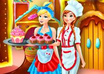 Пекарня Золушки и Анны