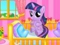 Сумерки: беременная пони