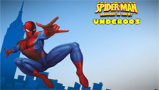 Человек паук: Собери белье