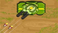Survival tank