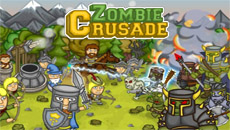 Крестоносцы против зомби…