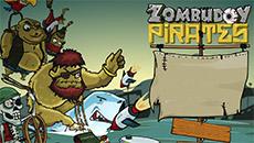 Пираты против Зомби