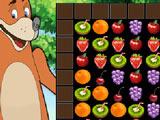 Маша и Медведь: фрукты в ряд…