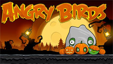 Angry Birds: Хэллоуин