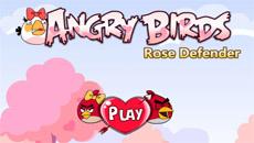 Angry Birds: Защитник Роз