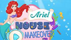 Уборка в доме Ариель