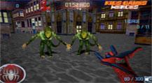 Человек паук: атака клонов