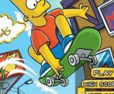 Симпсоны на скейте