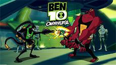 Бен 10: Битва века