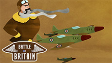 Истребители - битва за Британию…