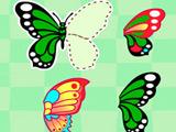Пять бабочек