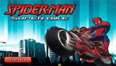 Spider-man: super bike