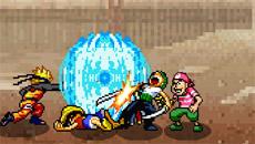 Наруто: Анимэшные битвы 3…