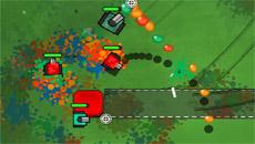 Красочные танки