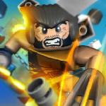 Lego: рассамаха vs магнетто